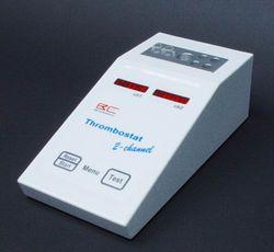 Коагулометр 2-канальный Thrombostat 2